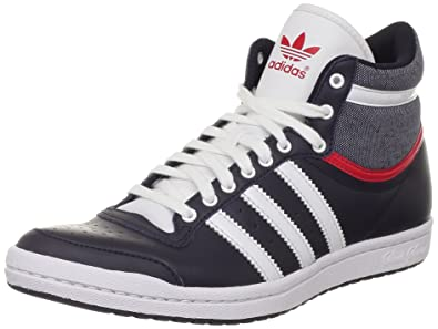 adidas store leather white black adidas top ten hi sleek
