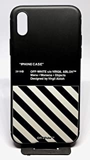 off white coque iphone x