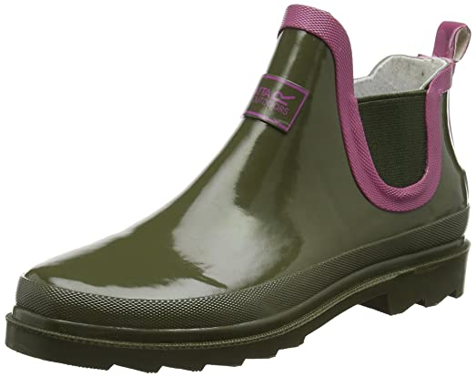 Lady Harper, Womens Low Rise Rain Boots Regatta