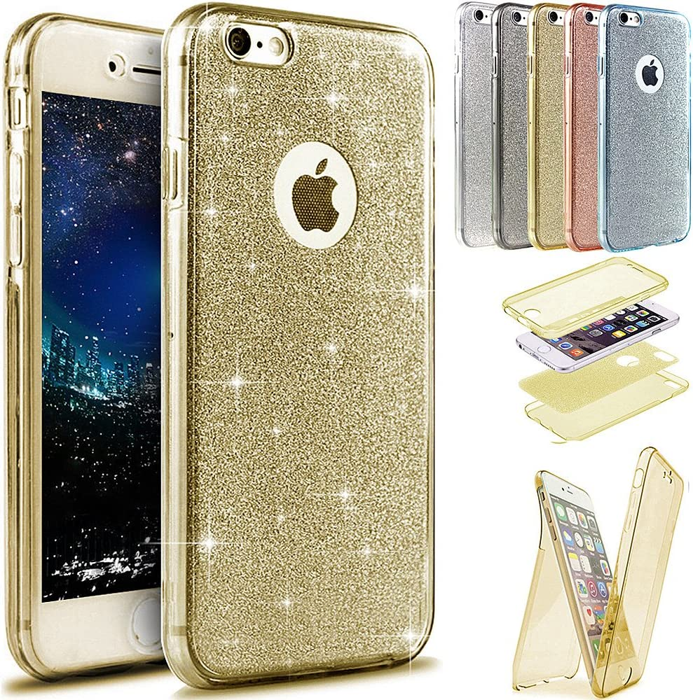 Contenitore Cover iPhone 6S Plus,Cover iPhone 6 Plus,Cristallo ...