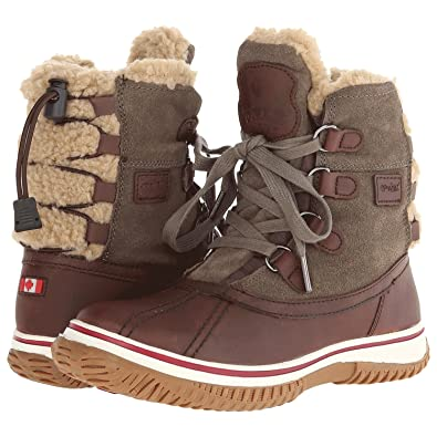 Canada Iceland Womens Waterproof Boot
