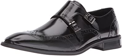 Stacy Adams Brewster Double Monk Strap Wingtip VCjOx00q