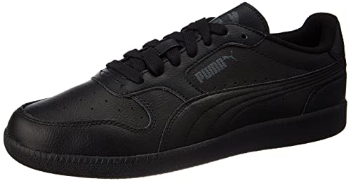 Puma Icra Trainer L Low Top Sneaker uomo Nero Schwarz black black 01 41