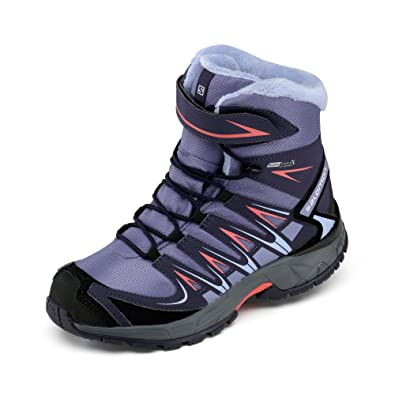 Buy SALOMON Kids Boy's XA Pro 3D Winter TS CSWP (Little Kid