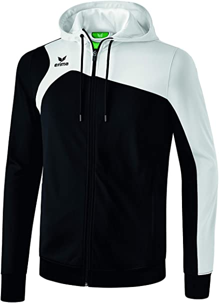 Erima Herren Club 1900 2.0 Trainingsjacke, mit Kapuze