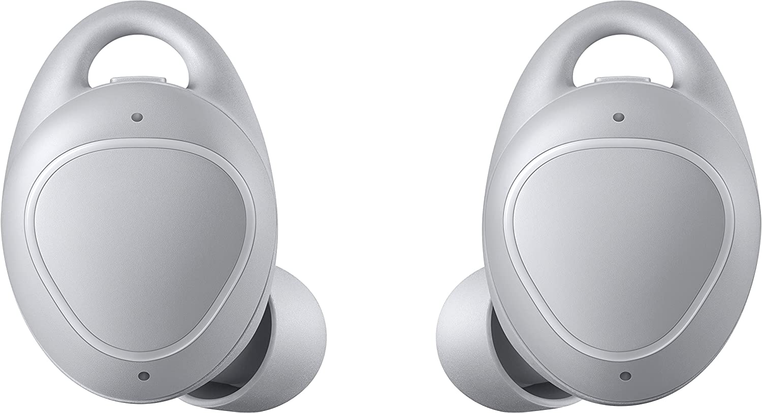 Samsung Gear IconX 2018 Ecouteur Bluetooth pour Samsung Galaxy Gris (Import Allemagne)