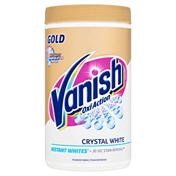 Vanish Oxi Action, Crystal White, Fleckenentferner Pulver