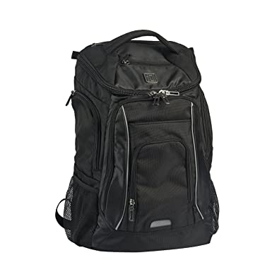 Amazon.com: Ful Edrik Padded Laptop Backpack, Fits Up to 17in ...