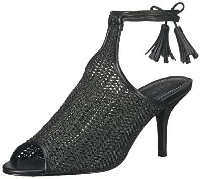 Charles by Charles David Women's Niko Dress Sandal, Black, ...