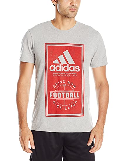 adidas Performance Men's Sport ID Football Graphic Tee