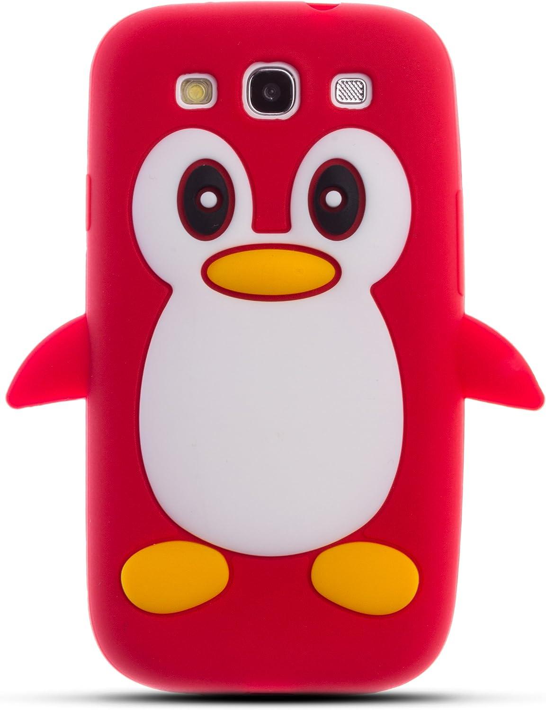 cover samsung s3 neo pinguino