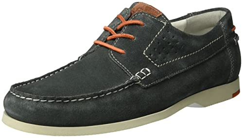 Saimo, Mens Boat Shoes Sioux