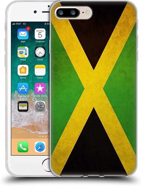 Jamaican Flag 4 iphone case