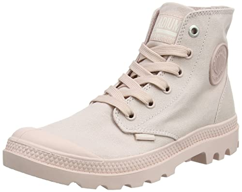 Unisex Adults Pallabrousse Retro Mixte Hi-Top Trainers Palladium X7JIKc3Nm