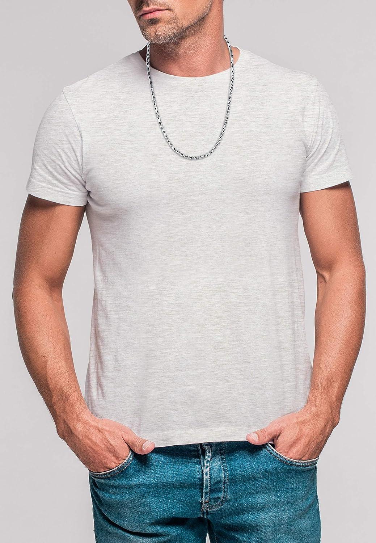 longueur chaine collier homme
