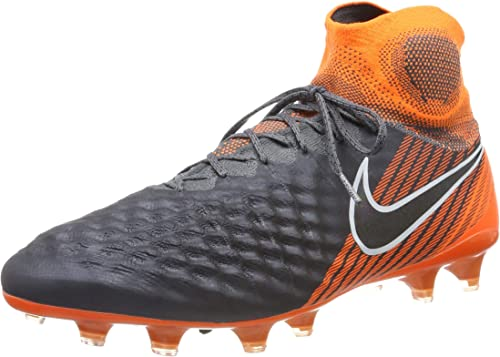 Nike Magista Obra II Elite DF FG, Chaussures de Football Homme