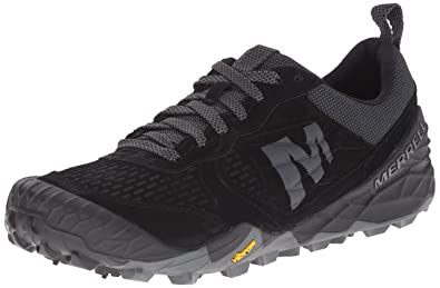 Merrell Men's All Out Terra Turf Shoe, Black, ...