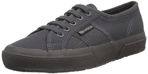 2754 Superga Cotu - Zapatillas Mixte, Gris (sauge Gray), 37 E / 4 Fr