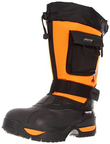 Baffin Men's Endurance Snow Boot,Expedition Gold,7 ...