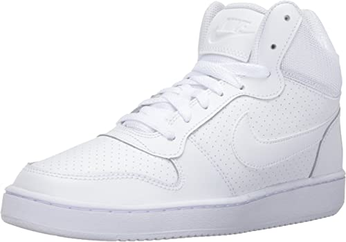 Nike Damen Court Borough Mid Basketballschuhe