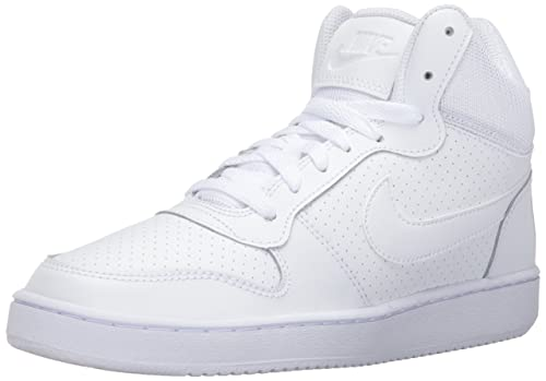 Girls WMNS Court Borough Mid Basketball Shoes Nike