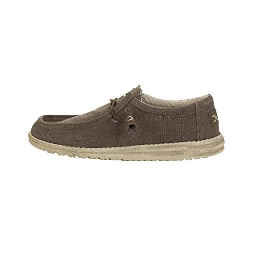 Dude Shoes Men's Wally Classic Wenge UK9 / EU43 HPiqu3KGp