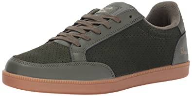 Original Penguin Men's Braylon Fashion Sneaker, Army Green, ...