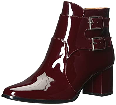 Women's Florine Patent Ankle Boot