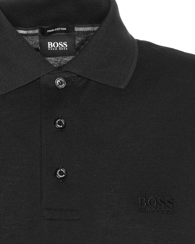 d435c5ec4c9d6 Hugo Boss Black Ferrara Polo Shirt - DREAMWORKS