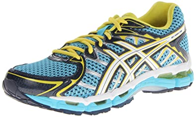 ASICS Women's Gel-Surveyor 2 Running Shoe,Turquoise/White/Lightning,6