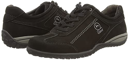 Gabor Shoes - Comfort Basic 06.398 amazon-shoes neri Sportivo