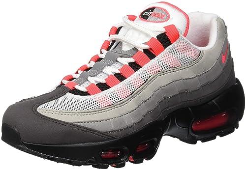 huge selection of e7afe 86816 Nike Air Max 95 OG, Scarpe Running Unisex-Adulto, Multicolore (White