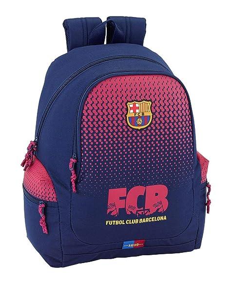 Safta Mochila juvenil FC Barcelona Corporativa Oficial 320x170x430mm