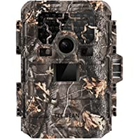 TEC.BEAN DB0826 12MP 1080P Full HD Game & Hunting Trail Camera
