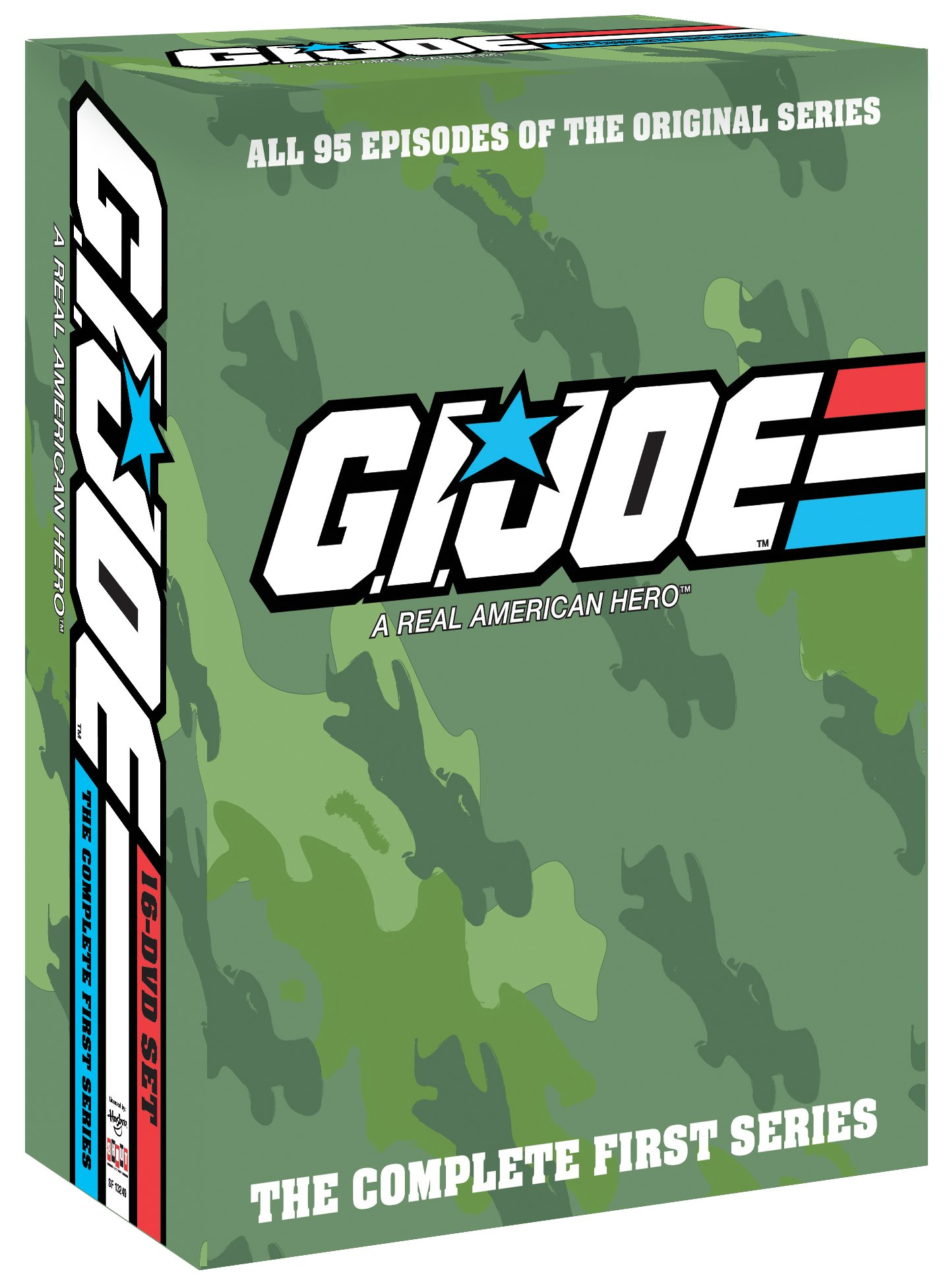 G.I. Joe: A Real American Hero - The Complete First Series by Shout! Factory