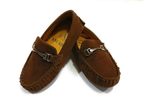 Formal Loafer Shoes for Kids at Amazon