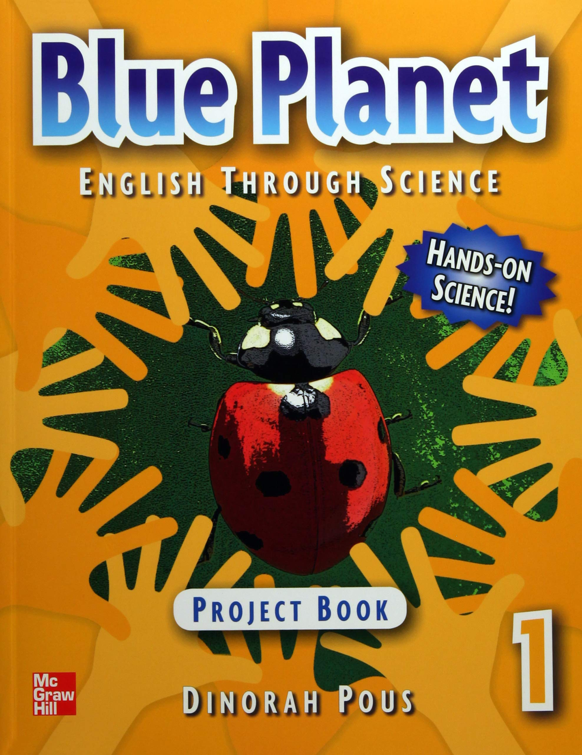 Download BLUE PLANET 1 PROJECT BOOK CON CD pdf