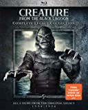 Creature From the Black Lagoon: Complete Legacy Collection [Blu-ray] (Sous-titres français)