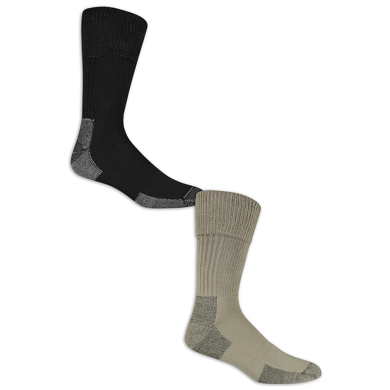 Scholls mens Mens Advanced Relief Diabetic Crew 2 Pack Socks Casual Sock Dr