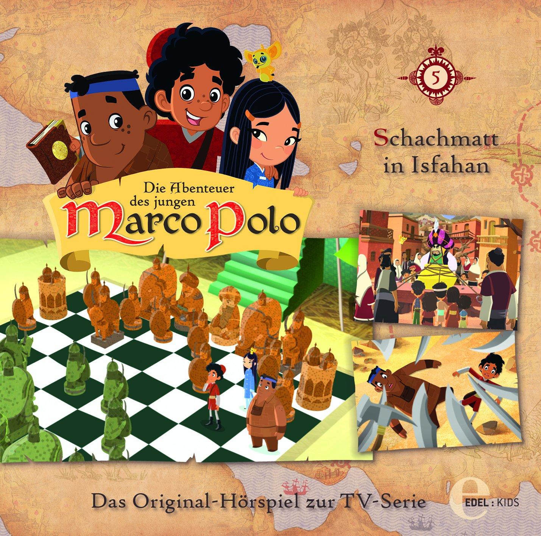 Original Hsp Z.TV-Serie-Schachmatt in Isfahan: Abenteuer des Jungen Marco Polo,die: Amazon.es: Música