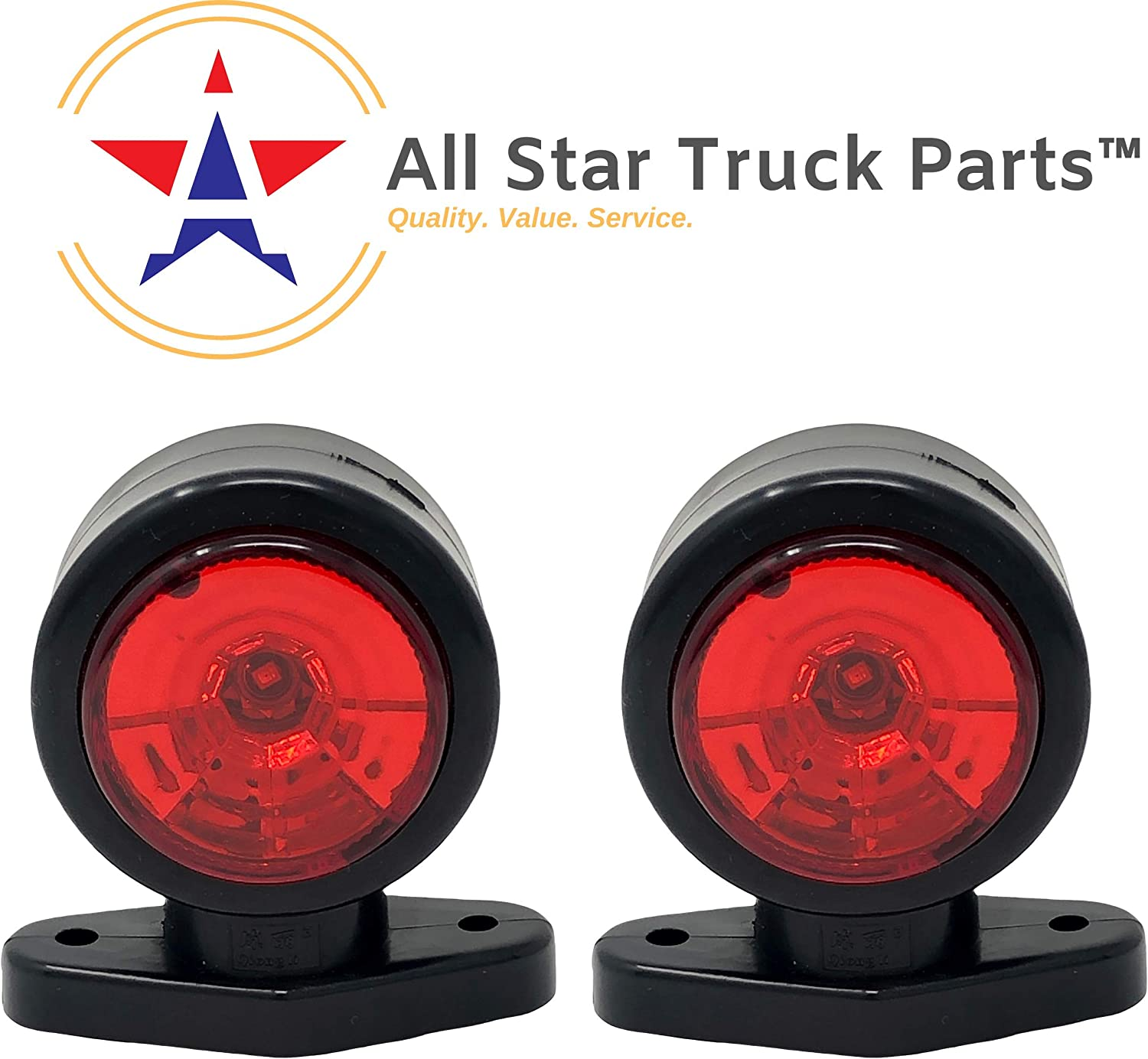futurepost.co.nz Left and Right Rugged Waterproof ALL STAR TRUCK ...