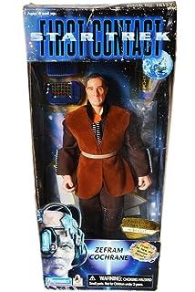 Star Trek Zefram Cochrane First Contact Action Figure