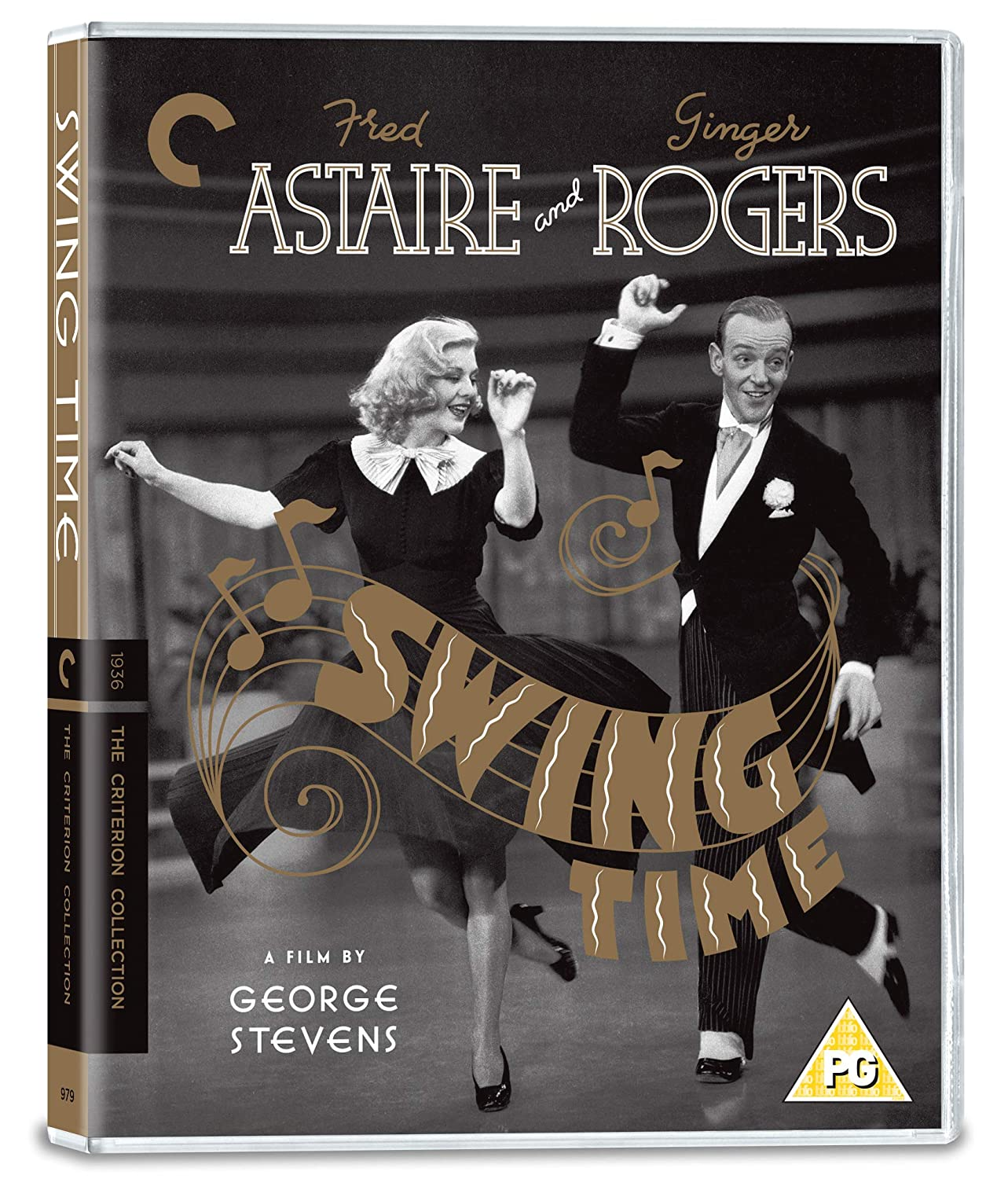Swing Time 1936 The Criterion Collection Blu-ray: Amazon co