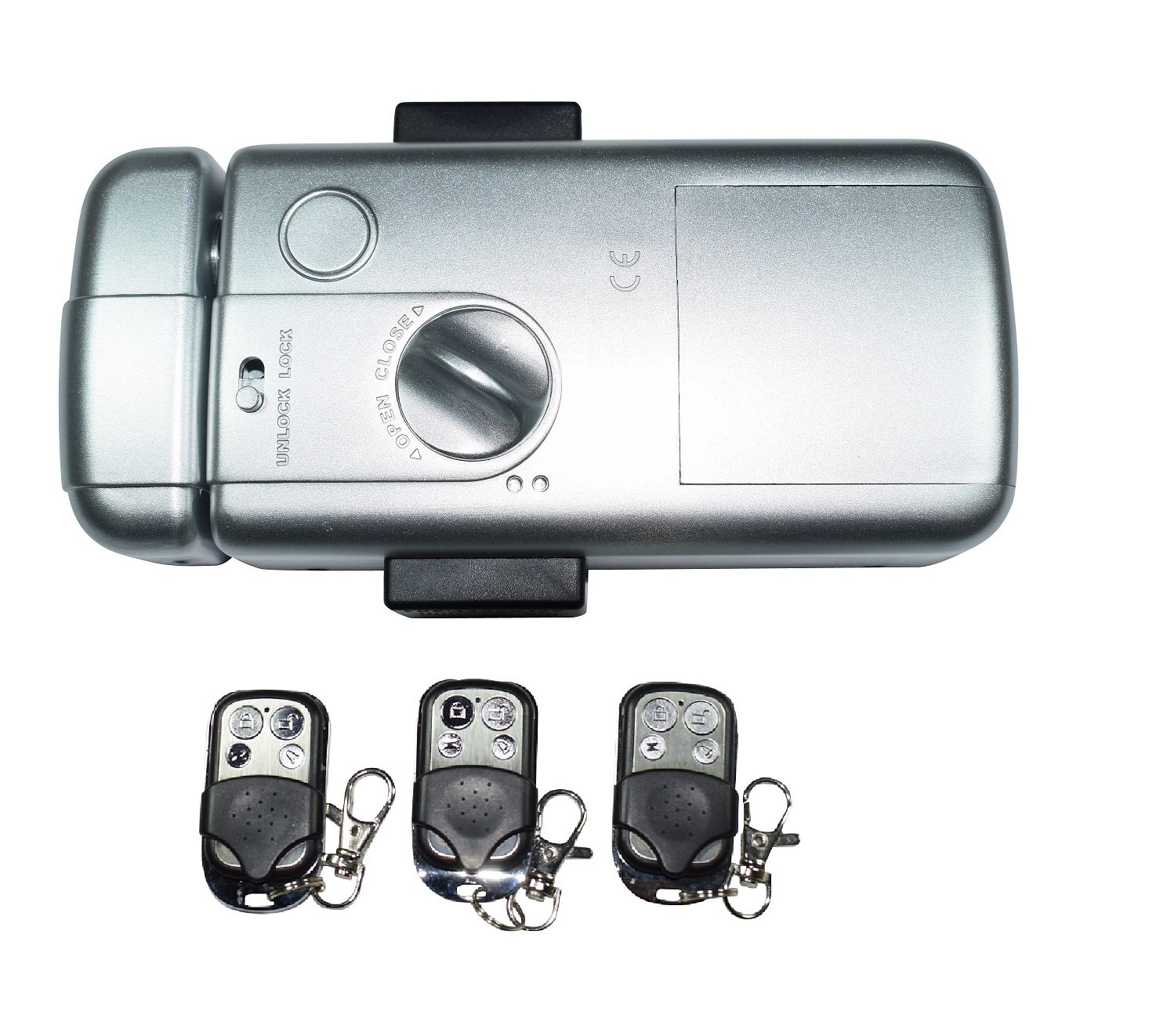 Electronic Remote Control Invisible Door Lock Automatically Intellisense Lock Dual Independent System by ONETAK