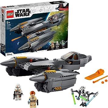 Comprar LEGO Star Wars TM Caza Estelar del General Grievous, Set de Juguete, Multicolor (75286)