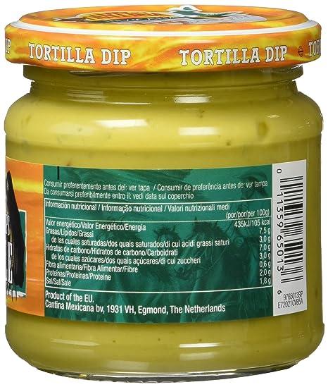 Cantiña Mexicana Salsa Guacamole para Tortilla - 190 g: Amazon.es: Amazon Pantry