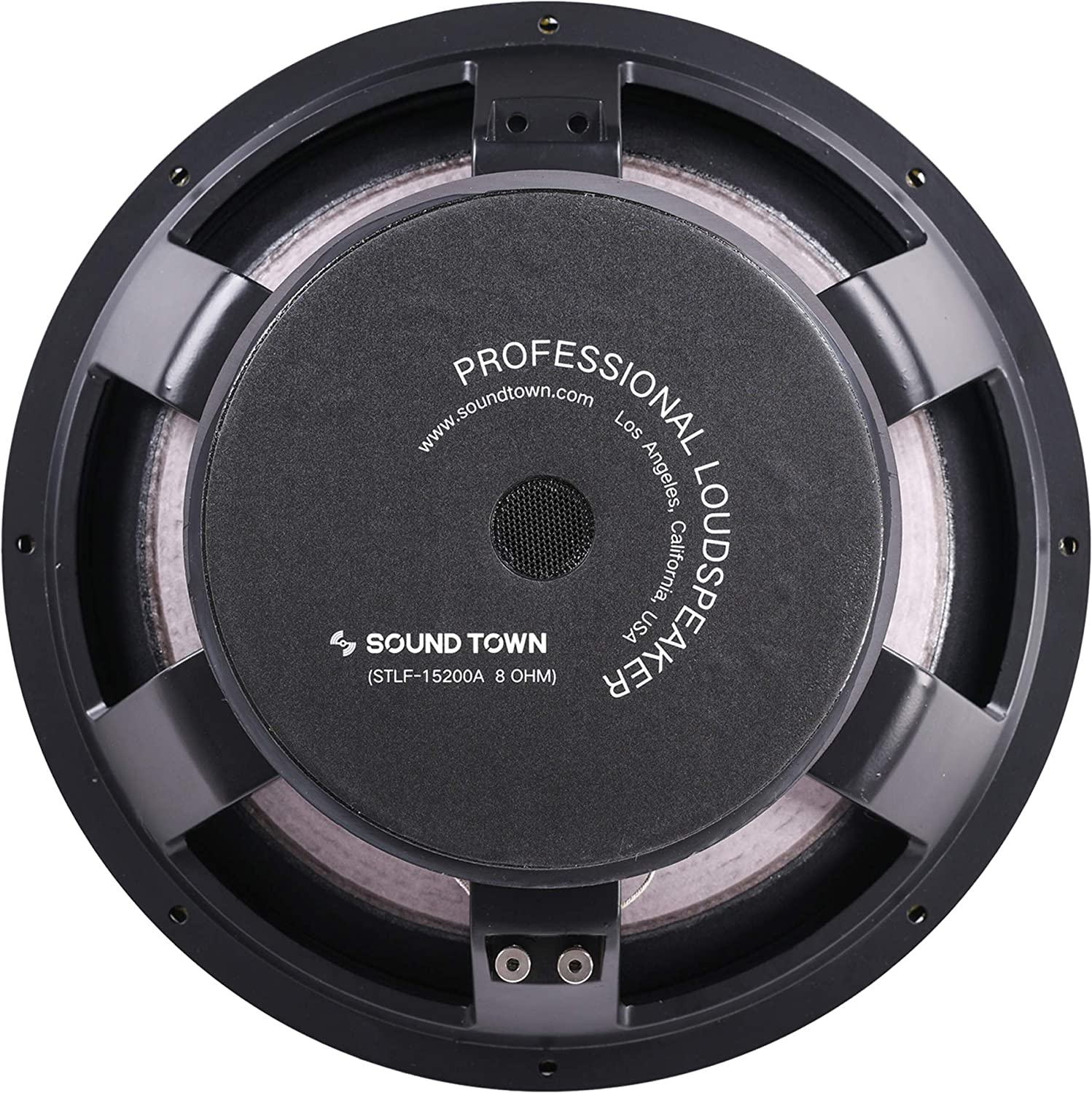 """Sound Town 18/"""" 800W Cast Aluminum Frame Woofer STLF-18200A Replacement Woofer for PA//DJ Subwoofer Cabinet Low Frequency Driver"""