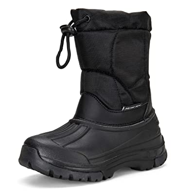 a28787c0e65 DREAM KIDS Boys Snow Boots Outdoor Waterproof Cold Weather Winter Boots for  Girls(Toddler
