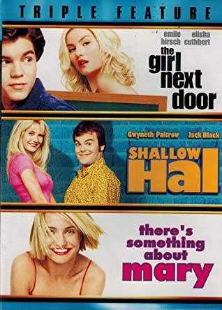 Amazoncom Triple Feature The Girl Next Door Shallow Hal