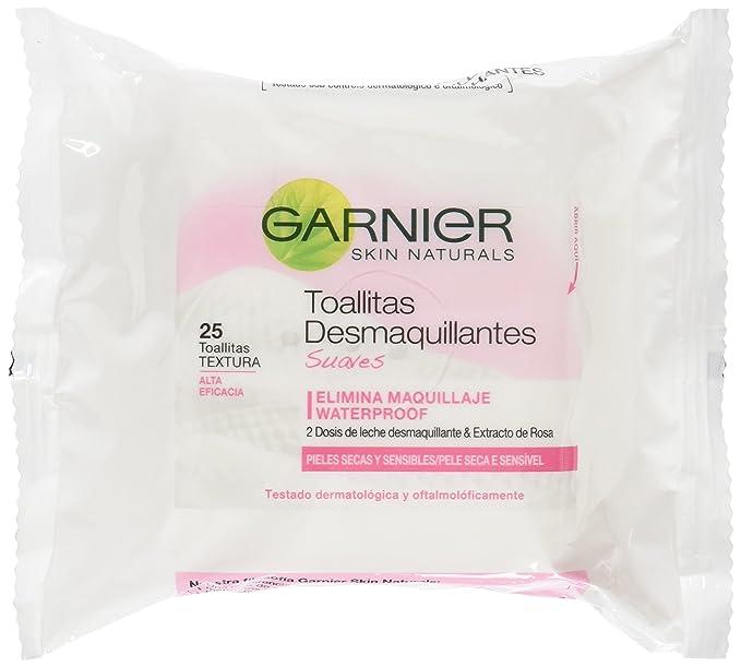 Garnier Skin Active Tratamiento Facial Formato ahorro 25+25 toallitas: Amazon.es: Amazon Pantry